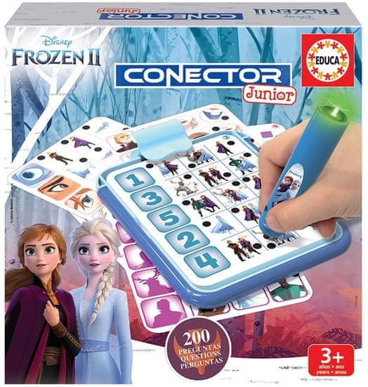 EDUCA Conector Junior - Frozen II