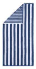Cawö Frottier osuška z kolekce STRIPES 70x140 cm blau