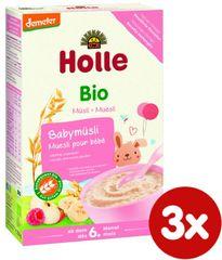 Holle Bio Babymüsli kaše - 3 x 250g