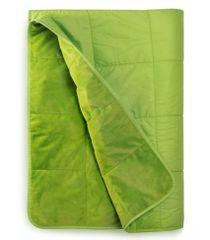 NiDū Dětská zátěžová přikrývka 2,5kg zelená