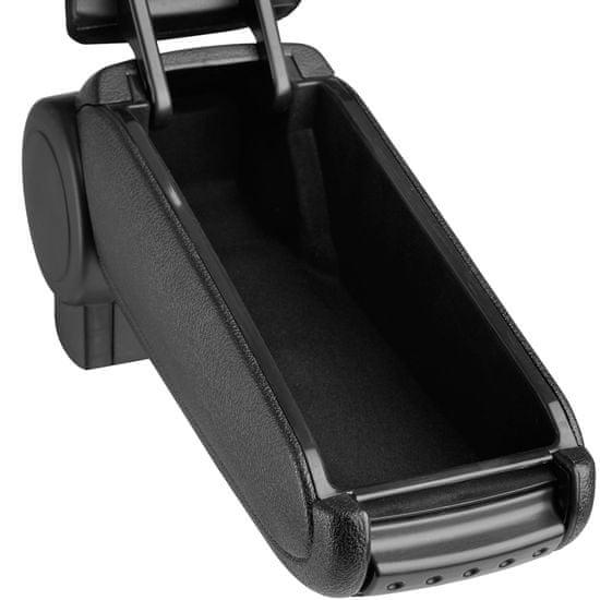 tectake Loketní opěrka do auta - Skoda Fabia MK1