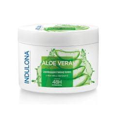 Indulona Zklidňující tělový krém Aloe Vera 250 ml