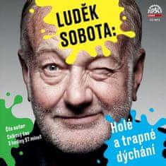 Sobota Luděk: Holé a trapné dýchání - MP3-CD