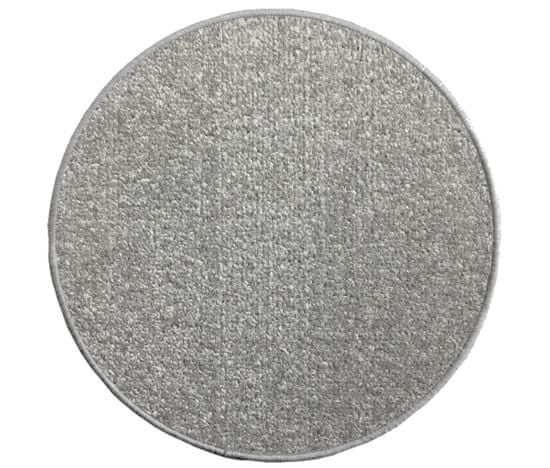 Vopi Eton 2019-73 šedý koberec kulatý