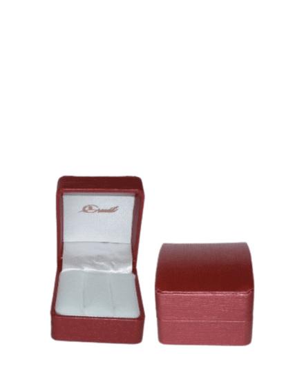 Granát, Turnov Bohemia Crystal Luxusní dárková krabička na náušnice