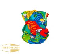Respilon R-shield Light Parrot pro děti Varianta: nákrčník bez pouzdra