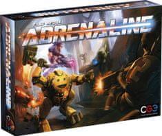 CGE družabna igra Adrenaline angleška izdaja