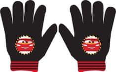 """Eplusm Fantovske prstne rokavice """"Cars"""" - črna"""