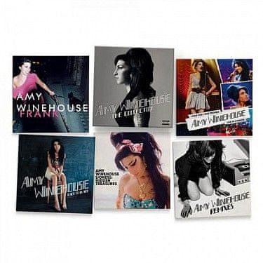 Winehouse Amy: The Collection (5x CD) - CD
