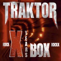 Traktor: X Years box (5x DVD) - DVD