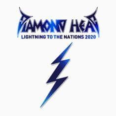 Diamond Head: Lightning To The Nations 2020 - CD