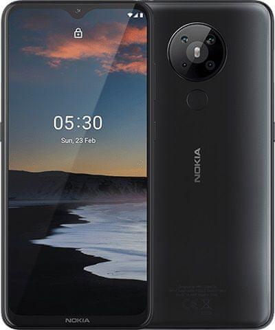 Nokia 5.3 mobilni telefon, 4GB/64GB, moder