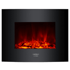 Cecotec Ready Warm 2600 Curved Flames električni kamin