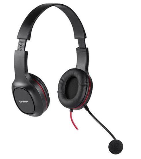 Tracer Office V2 slušalke z mikrofonom