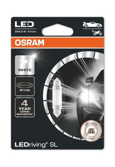 Osram LED žarulja W5W LEDriving® SL 12V 2825DWP-02B