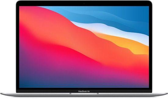 Apple MacBook Air 13 M1 8 GB / 512 GB SSD (Z1270003M) Silver