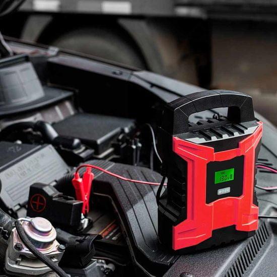 Bormann BBC1100 polnilec in vzdrževalec akumulatorjev, 2-10 A - Odprta embalaža