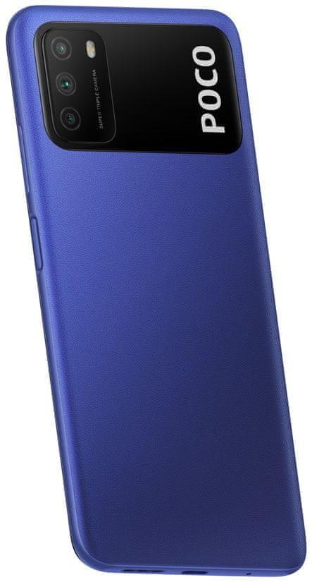 Xiaomi POCO M3, 4 GB/128GB, Cool Blue