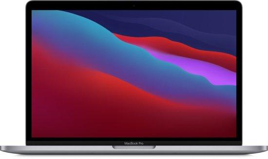 Apple MacBook Pro 13 M1 16 GB / 256 GB SSD (Z11D00049) Silver
