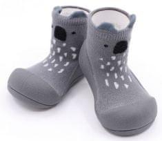 Attipas Koala Gray otroški čevlji, sivi, 19