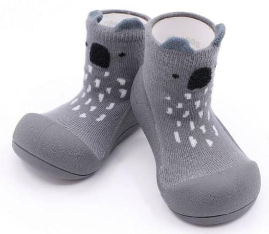 Attipas Koala Gray otroški čevlji