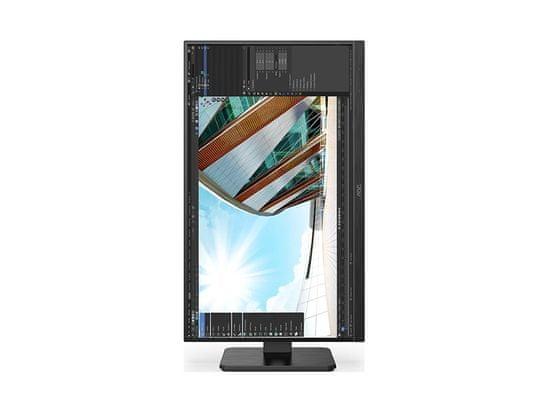 AOC Q27P2Q LED monitor, 68,58 cm (27), IPS/3FL, QHD