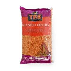 TRS Červená čočka loupaná půlená 2kg