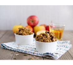 s.r.o. Bezva müsli granola Spékané s jablky hmotnost: 500 g