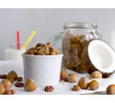 Bezva müsli granola Spékané s ořechy hmotnost: 500 g