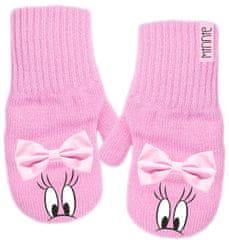 "Eplusm Dekliške rokavice ""Minnie Mouse"" - roza"