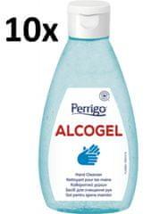 PERRIGO 10x ALCOGel Hand Cleanser 200ml - antibakteriální gel na ruce