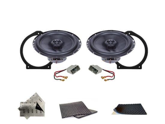 Audio-system SET - zadní reproduktory do Honda Civic VIII (2006-2011)- Audio System MXC