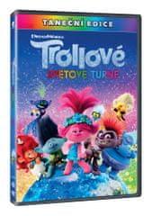 Trollové: Světové turné - DVD