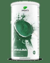Nature's finest Bio alga spirulina v prahu, 250g