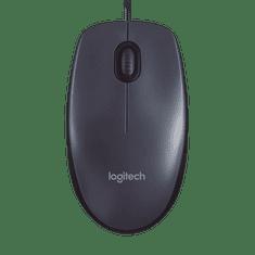 miš M100, crni