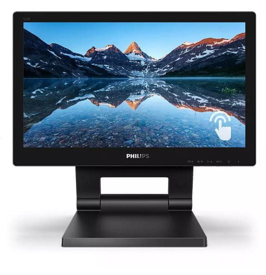 Philips 162B9T LCD LED monitor na dotik, SmoothTouch