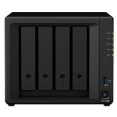 Synology DiskStation DS420+ NAS strežnik, 4 Bay, 2 M.2 reži
