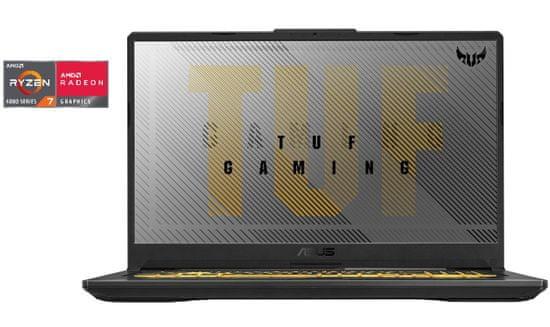 Asus TUF Gaming A17 FA706II-H7097 prenosnik (90NR03P1-M01560-H)