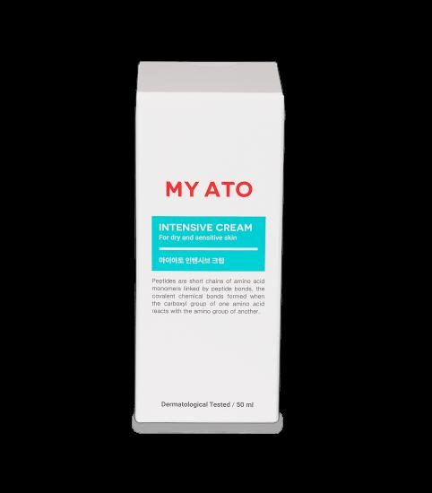 Jeu´Demeure MYATO intenzivní krém pro suchou a atopickou pokožku 50 ml