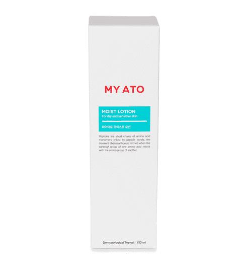 Jeu´Demeure MYATO pleťové mléko pro suchou a atopickou pokožku 150 ml