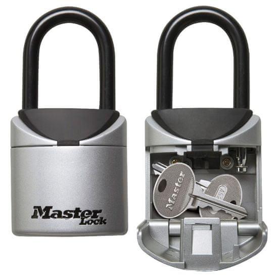 MasterLock Bezpieczne przenośne mini pudełko z okiem 5406EURD