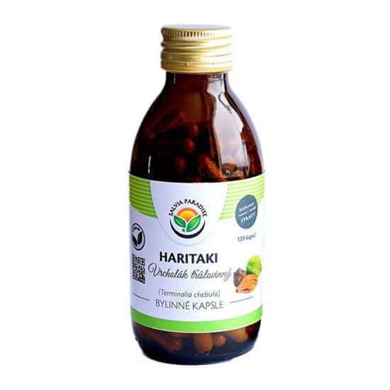 Salvia Paradise Haritaki - Vrcholák kapsle