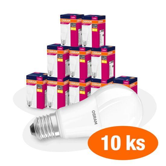 Osram LED VALUE CLA100, 13 W / 827 230 V FR, E27 -10 KS