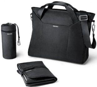 RECARO Přebalovací taška černá