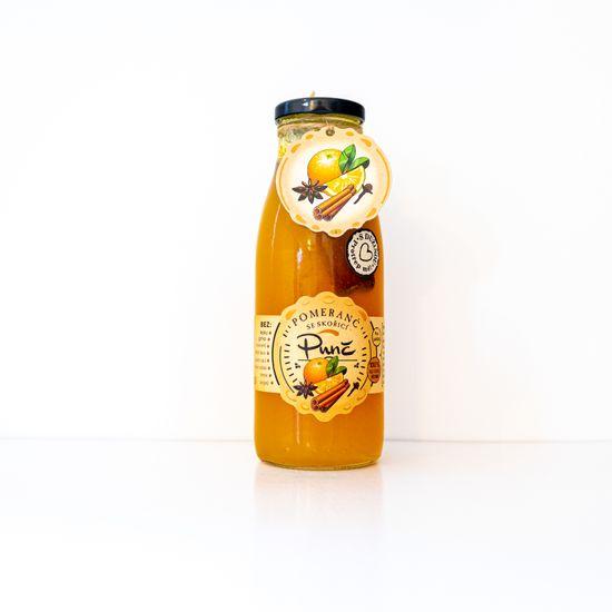 Slaskoukjidlu.cz Pomerančový punč se skořicí - zahřejte se tekutým ovocem