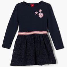 s.Oliver lány ruha 403.10.011.20.200.2053224, 104, sötétkék