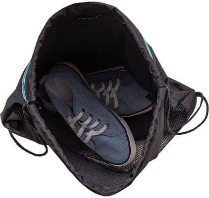 Belmil Školský set 3dielny BELMIL RED-BLUE FOOTBALL