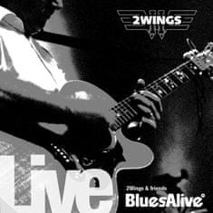 2Wings: Live Blues Alive! - CD