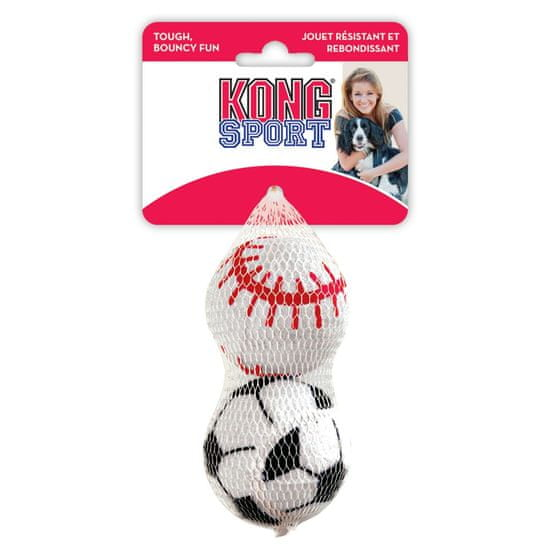 KONG Sport Ball pasja igrača, L, 2 kosa