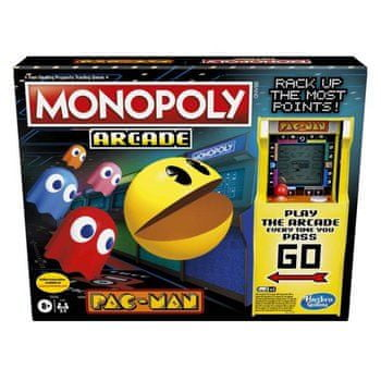 HASBRO Gra Monopoly Pacman PL